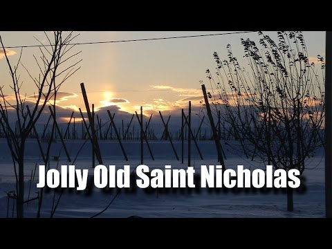 Jolly Old Saint Nicholas Guitar Lesson Youtube