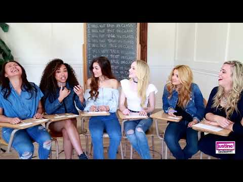 """Justine Magazine: """"Project Mc2"""" Cast Plays """"Have You Ever"""" Game!"""