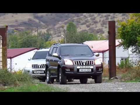 Land Cruiser Prado Armenian