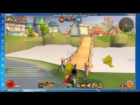 Avatar Star Vn - Bug Ra Ngoài Map Duke Chỗ Mới