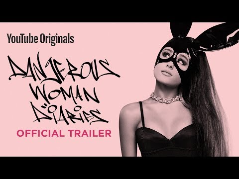 Letty B - (VIDEO) Ariana Grande Announces 'Dangerous Woman Diaries' Docuseries