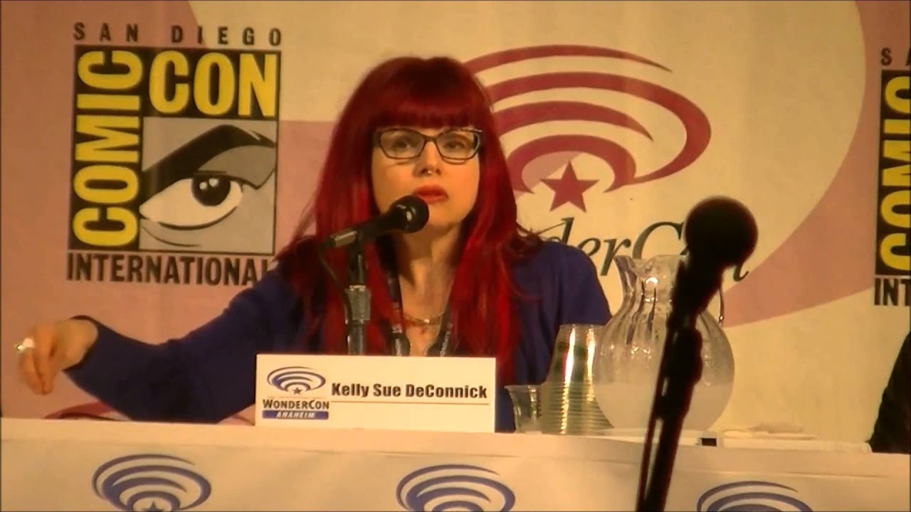 Kelly Sue DeConnick Explains The Sexy Lamp Test