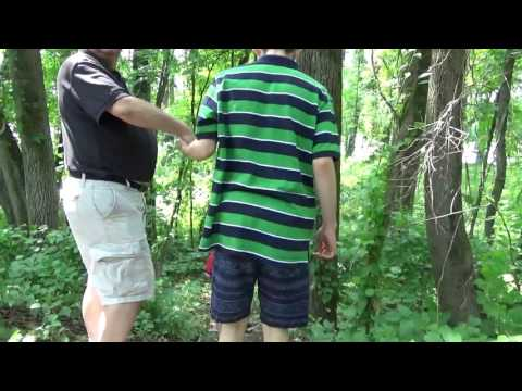 Schodack Island State Park - Hiking trail -  6th August 2017