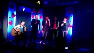 ALCA CLAN @ Macky Alca Mini Concert '12