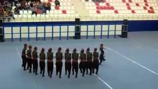 Diyarbakır Halk Oyunu - 2010 Türkiye Birincileri