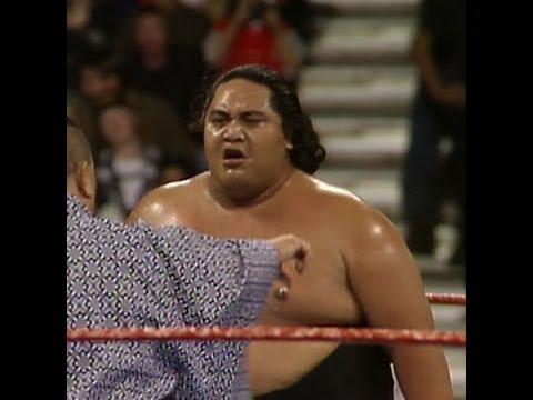 Yokozuna wins the Royal Rumble Match - Royal Rumble 1993