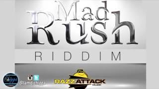 Mad Rush Riddim - Instrumental ●Razz Attack Muzik● Dancehall 2016