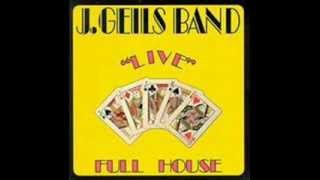 J. Geils Band  - First I Look At The Purse (Full House)