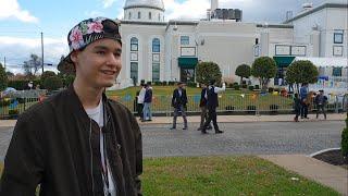Alejandro Ismael Accepts Islam Aged 13 (Puerto Rico)