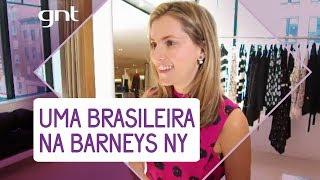 Um passeio pela Barneys com Marina Larroude | GNT Fashion | Lilian Pacce | Moda