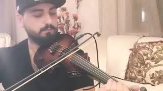 عزف محمد علي على الكمان اغنيه ميجانا روعه