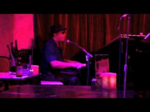 Ricky Williams Plays Originals at Van Dykes Cafe
