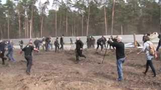 Экологи против Бандитов из ЧОП в Жуковском