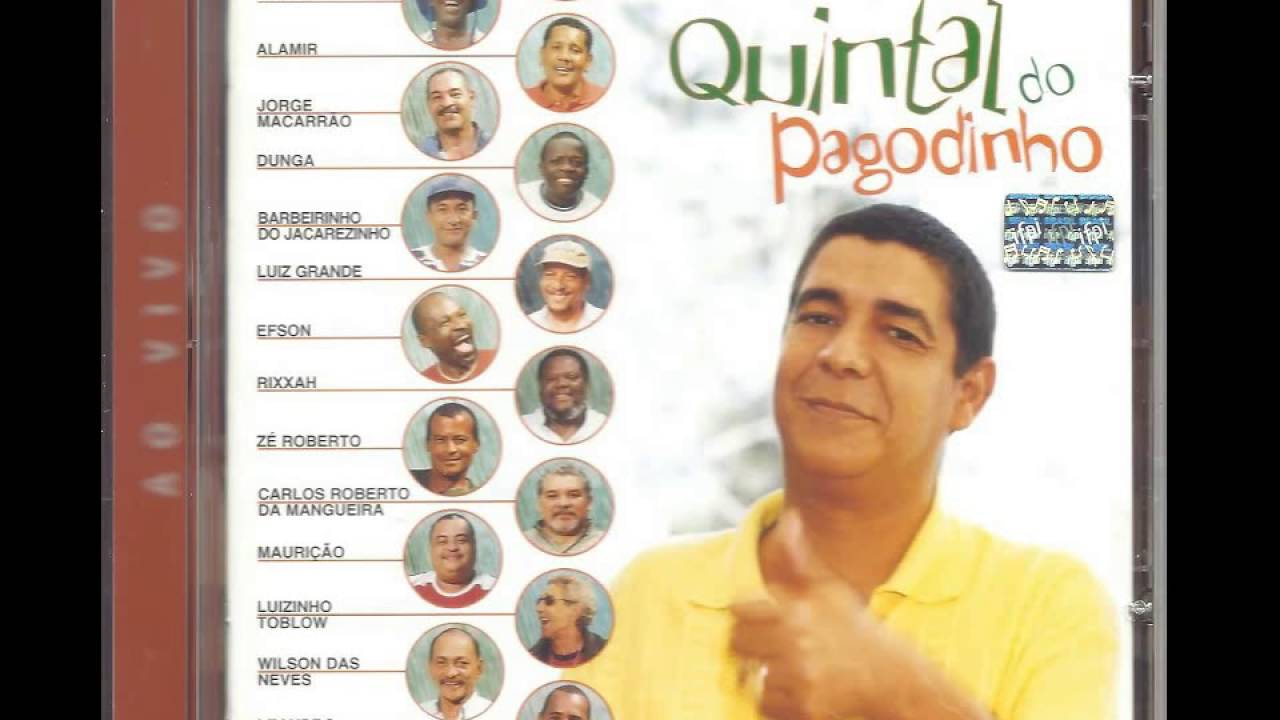 2012 CD PAGODINHO BAIXAR ZECA GRATIS COMPLETO