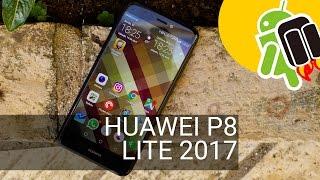 Análisis Huawei P8 Lite 2017 a fondo