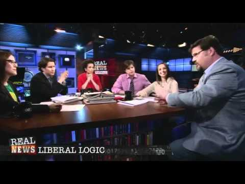 """On GBTV Author Jonah Goldberg book """"The Tyranny of Clichés: How Liberals Cheat in the War of Ideas"""""""