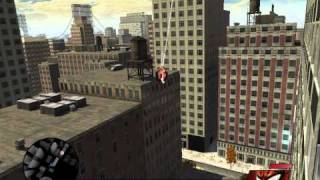 Spder Man Web Of Shadows (gameplay) + download link