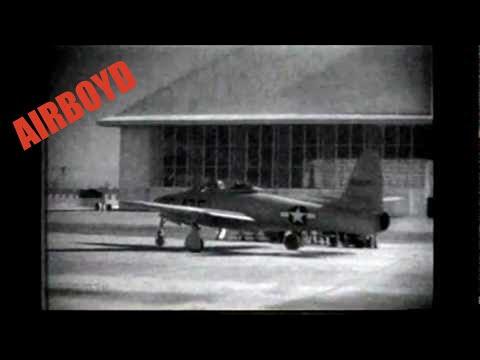 Republic XP-84 Thunderjet (1948)