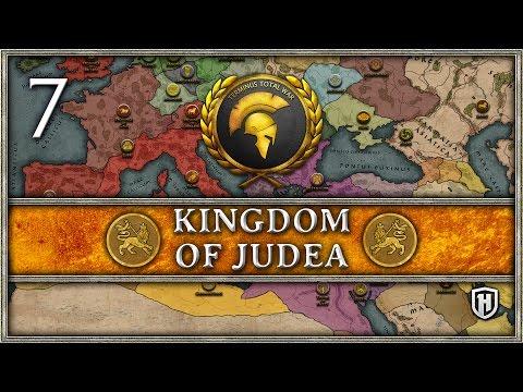 The Kingdom of Judea!! | Kingdom of Judea #7 - Terminus: Total War Imperium