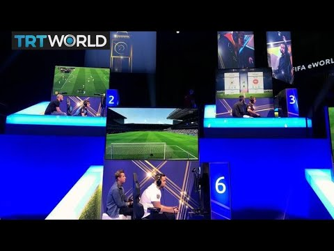 FIFA eWorld Cup: Football competition growing annually