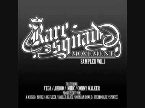 Rare-Squad 01 Alles Vorbei (Sampler Vol.1)