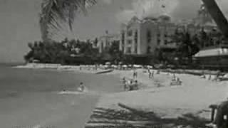 Over The Sea To Honolulu 1940s