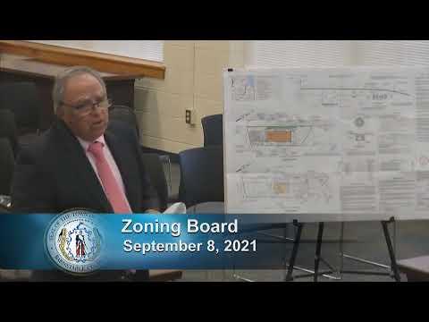 Zoning Board 9-8-21