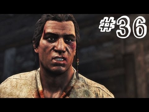 Assassin's Creed 3 Gameplay Walkthrough Part 36 - Bridewell Prison - Sequence 8