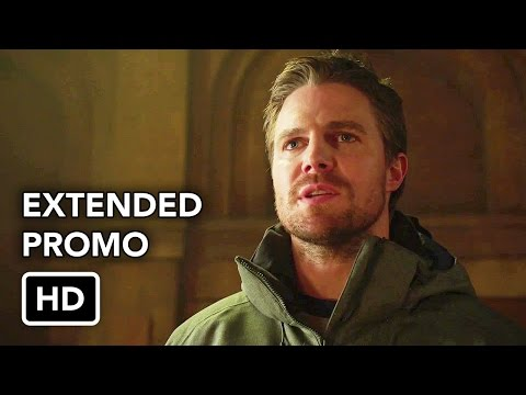 "Arrow 5x16 Extended Promo ""Checkmate"" (HD) Season 5 Episode 16 Extended Promo"