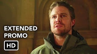 """Arrow 5x16 Extended Promo """"Checkmate"""" (HD) Season 5 Episode 16 Extended Promo"""