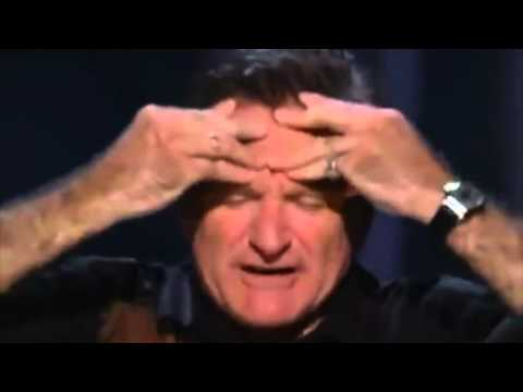 Robin Williams Live 2002 in NYC   Part 5