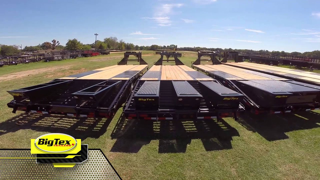 Big Tex 3xgn Super Duty Tandem Dual Axle Gooseneck Review Hotshot Wiring Harness For Trailer Warriors