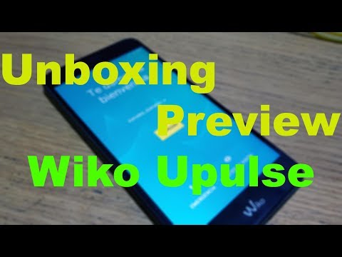 Unboxing y preview