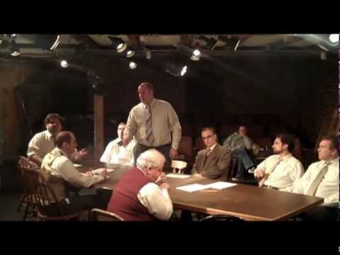 12 Angry Men at the Players' Ring, Portsmouth NH