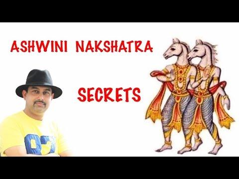 SECRETS OF ASHWINI NAKSHATRA