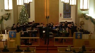 Pacific Flute Ensemble - Kelly Via French Nativity Suite (III.  Pat A Pan)