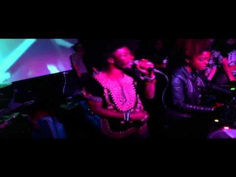 Jesse Boykins III - 'B4 The Night Is Thru' - live in the Boiler Room