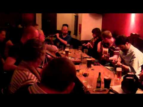 Sunday Session at Wellingtons in Ayr
