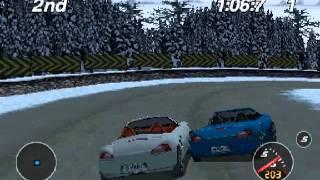 PSX Longplay [105] Porsche Challenge
