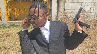 Dexta Daps As A Police | @nitroimmortal