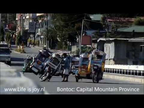 Philippines motor travel Luzon on Honda Motorbikes Filipijnen Phillipines Philipines Phillippines