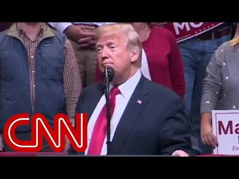 Trump makes closing argument ahead of the midterms