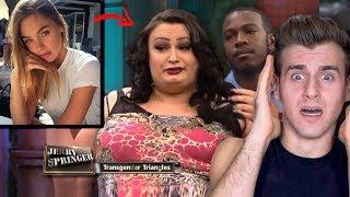 GUY GETS CATFISHED ON LIVE TELEVISION!