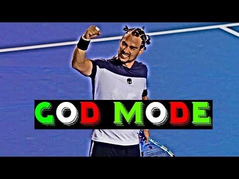 When Fabio Fognini Goes GOD MODE...