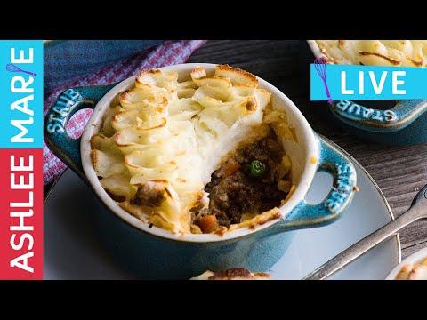 Easy Shepherds Pie Recipe - LIVE