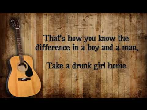 Chris Janson - Drunk Girl Lyrics
