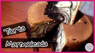 ¡Torta Marmoleada! | Super Fácil | Shennara's Cakes