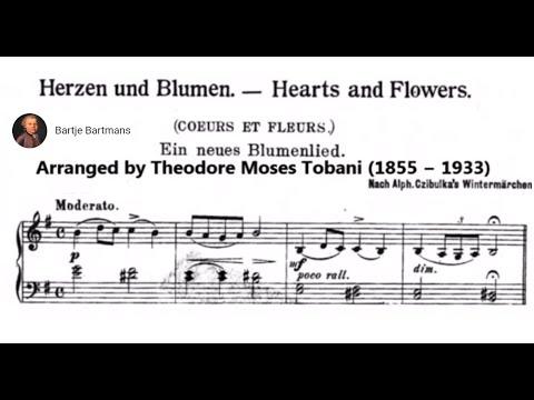 Czibulka/Tobani -  Hearts and Flowers