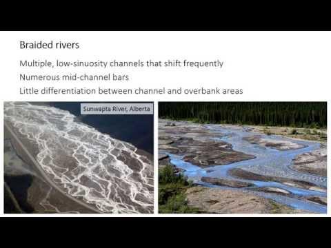 1 - Fluvial type
