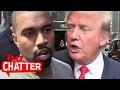 Kanye West Now Anti-Trump, Deletes All Trump Tweets   TMZ Chatter